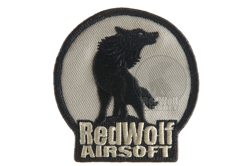 Redwolf Logo Velcro Patch (ACU)