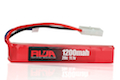RWA 11.1V 1200mAh (20C) LiPo Rechargeable Battery (Large Tamiya)