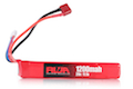 RWA 11.1V 1200mAh (20C) LiPo Rechargeable Battery (Deans)
