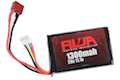RWA 11.1V 1300mAh (20C) PEQ LiPo Rechargeable Battery (Deans)