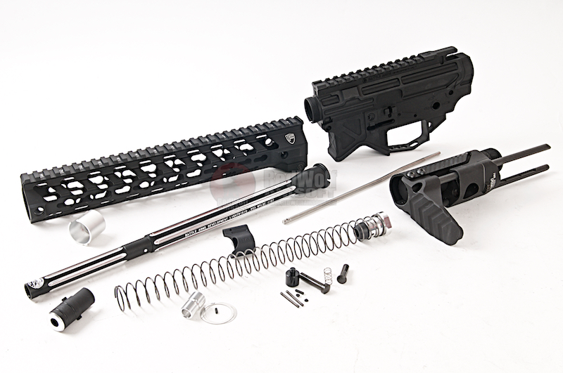 RWA B.A.D. 556 Conversion Kit for Tokyo Marui M4 GBBR (Battle Arms Development Licensed)