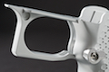 Airsoft Surgeon RWA Infinity CNC Aluminum Aggressive Mobius Grip Set - Silver