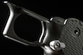 Airsoft Surgeon RWA Infinity CNC Aluminum Aggressive Mobius Grip Set - Gunmetal Grey
