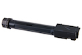 RWA Agency Arms Threaded Outer Barrel Black Nitride for Tokyo Marui Model 17