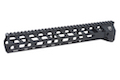 RWA Fortis SWITCH 556 Rail System - 13 inch MLOK Black for M4 AEG & GBB Series