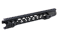 RWA Fortis 12 inch Night Rail (M-LOK) for M4 AEG / GBBR
