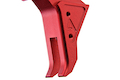 RWA Agency Arms Trigger for Tokyo Marui Model 17 / Umarex Glock 17 - Red