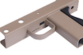 RWC x G&P M11A1 Steel Conversion Kit for KSC M11A1 - TAN