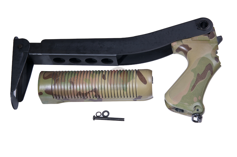 RWC Water Transfer Folding Stock Set S for G&P M870 -MC