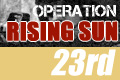 Single Ticket - Operation Rising Sun <font color='tan'>(Tan Player - Saturday Only with 1 Meal)</font>