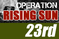 Single Ticket - Operation Rising Sun <font color='green'>(Green Player - Saturday Only with 1 Meal)</font>
