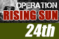 Single Ticket - Operation Rising Sun <font color='green'>(Green Player - Sunday Only with 1 Meal)</font>