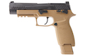 RWC SIG AIR P320 M17 6mm GBB Pistol (Cerakote Black Slide)
