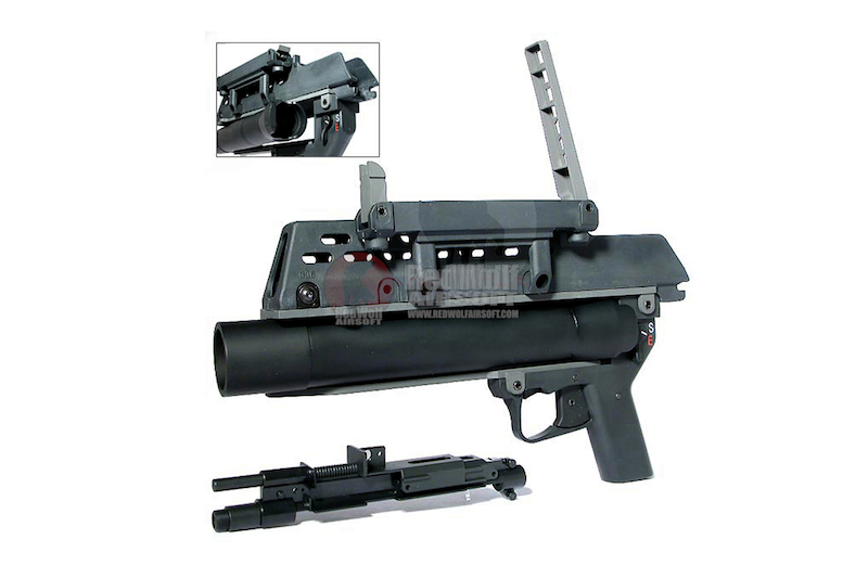 ARES AG36 Grenade Launcher for G36C