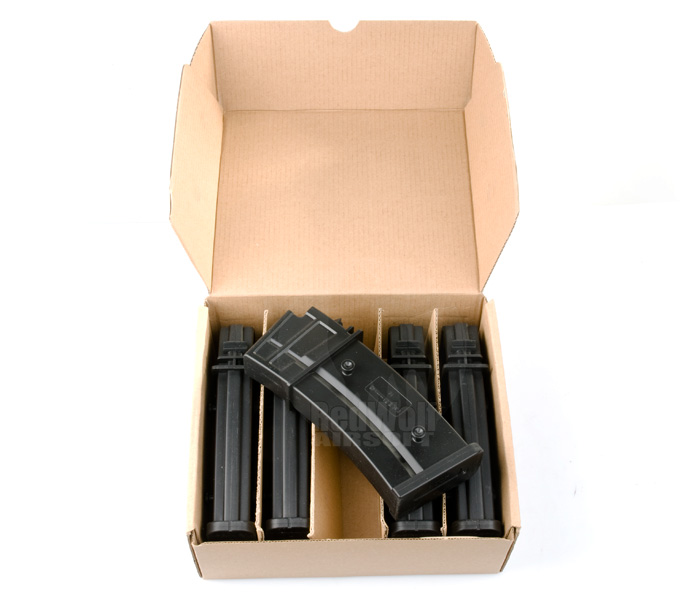 ARES 30rds Magazine for Model AS36 Box Set (5pcs)