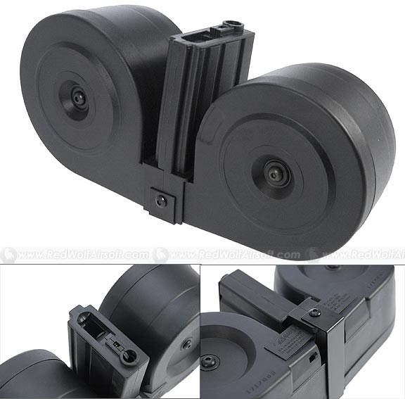 Shooter S-MAG Hi-Cap Magazine for L85 (2500rds)