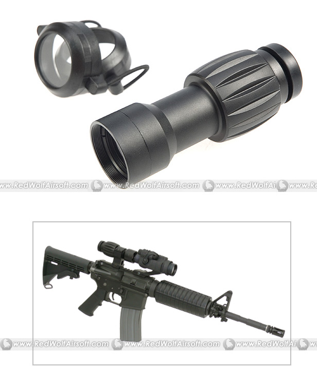Star Rear Scope 3x28mm