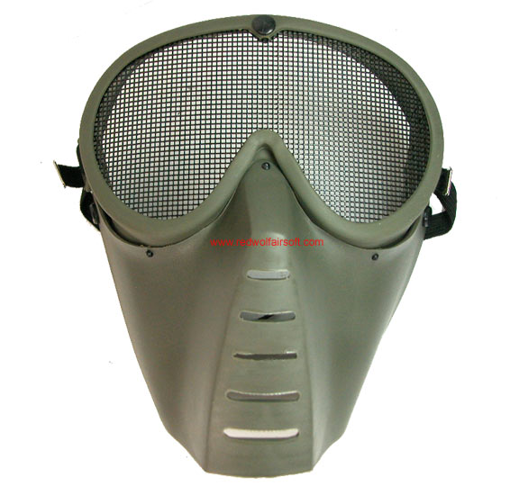 Sansei Mask - Metal Mesh Screen(SG-5)
