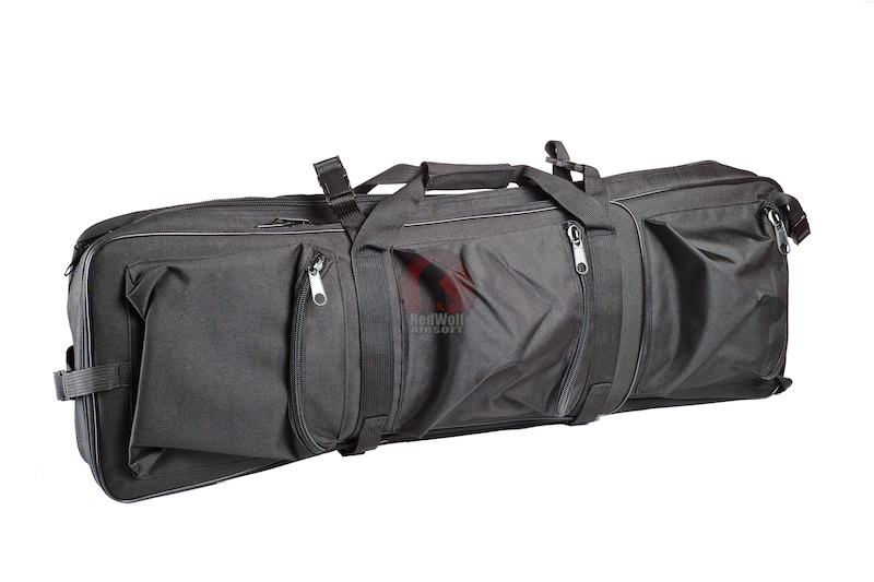 Milspex Multi-size Dual Rifle Bag (Black)<font color=red> (Clearance)</font>