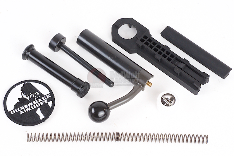 Silverback SRS Pull Bolt Conversion Kit