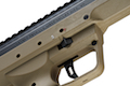 Silverback SRS A1 Covert (16 inches) Short Ver. Licensed by Desert Tech (PUSH Bolt) - FDE