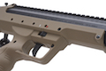 Silverback SRS A1 (22 inches) Pull Bolt Standard Ver. Licensed by Desert Tech - FDE (Left Hand)