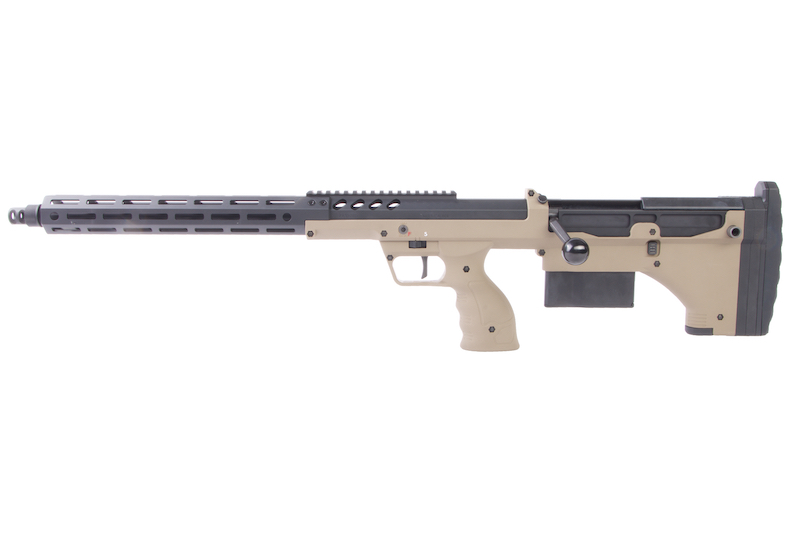 Silverback SRS A2 (22 inch Barrel) Licensed by Desert Tech - FDE (Left Hand)