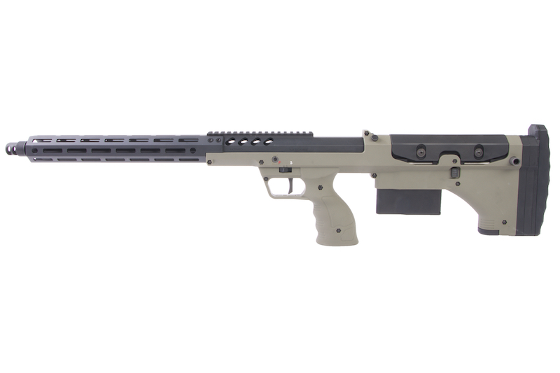 Silverback SRS A2 (22 inch Barrel) Licensed by Desert Tech - OD