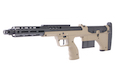 Silverback SRS A2 Covert (16 inch Barrel) Licensed by Desert Tech - FDE