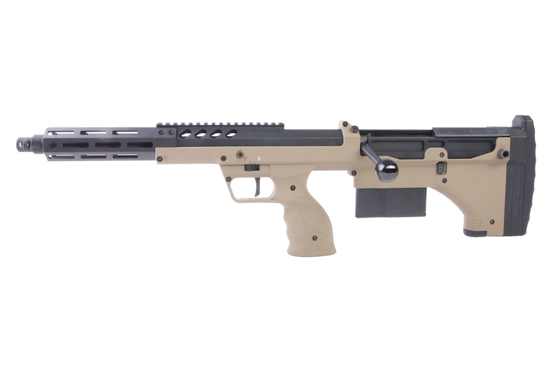 Silverback SRS A2 Covert (16 inch Barrel) Licensed by Desert Tech - FDE (Left Hand)<font color=red>(ETA Jul 2020)</font>