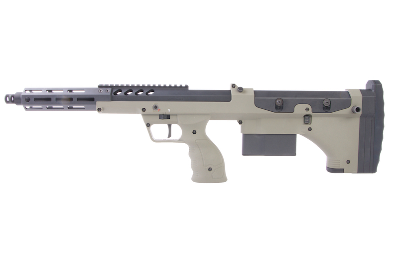 Silverback SRS A2 Covert (16 inch Barrel) Licensed by Desert Tech - OD