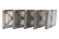Silverback SRS 25rds Polymer Magazine (5pcs / Box) - Transparent Smoke