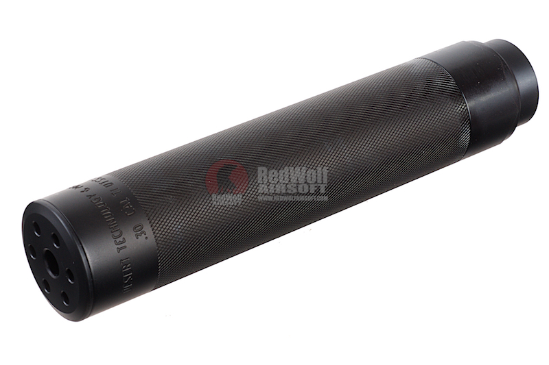 Silverback SRS .30 QD Silencer without QD Flash Hider