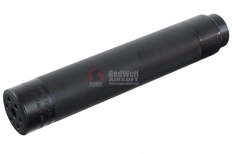 Silverback SRS .338 QD Silencer without QD Flash Hider
