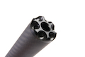 Silverback SRS A1 / A2 Carbon Dummy Suppressor (24mm CW / 30mm Diameter) - Limited Edition
