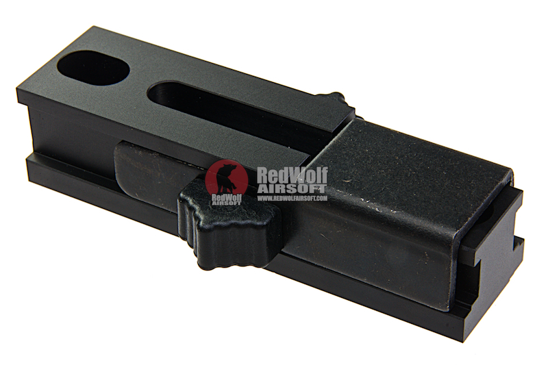 Silverback SRS Trigger Box (Aluminum) and Safety (M.2018)