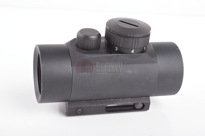 King Arms 1 x 35 Red Dot Scope (35MM / Cross Reticle)