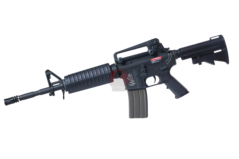 ARES M4A1 Nylon Fiber+ Al.Alloy Version - BK