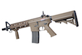 ARES M4 CQB with Metal Rail Nylon Fiber+ Al.Alloy Version - DE
