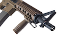 ARES M4 CQB with Metal Rail Nylon Fiber+ Al.Alloy Version - DE <font color='red'>(Blowout Sale)</font>