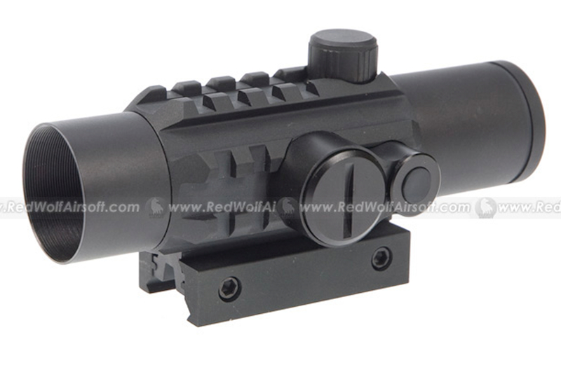 G&P Delta Type Red Dot Scope Sight