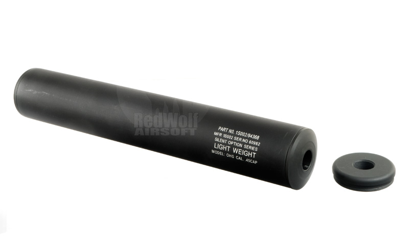 Spartan Doctrine LightWeight Silencer 40mm x 335