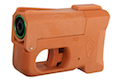 ShowGuns ESC Gas BBs Emergency Shotshell Carrier - Orange