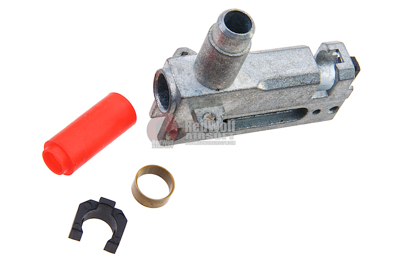 Airsoft Gear SHS Metal One-Piece Hop Up Chamber Set for AK Series AEG