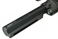 Strike Industries Aluminum 7075-T6 Advanced Receiver Extension for M4 GBBR Series - Black