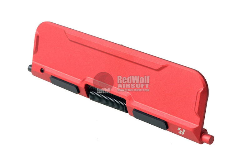 Strike Industries Billet Ultimate Dust Cover 223 for M4 GBBR Series - Red