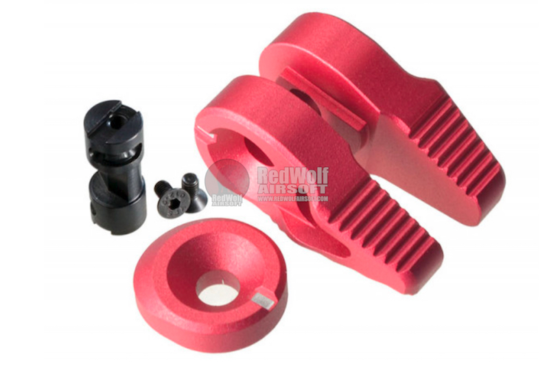 Strike Industries Flip Switch for M4 GBBR Series - Red
