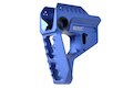 Strike Industries Pit Viper Stock for Strike Industries 7-Position Advanced Receiver Extension - Blue