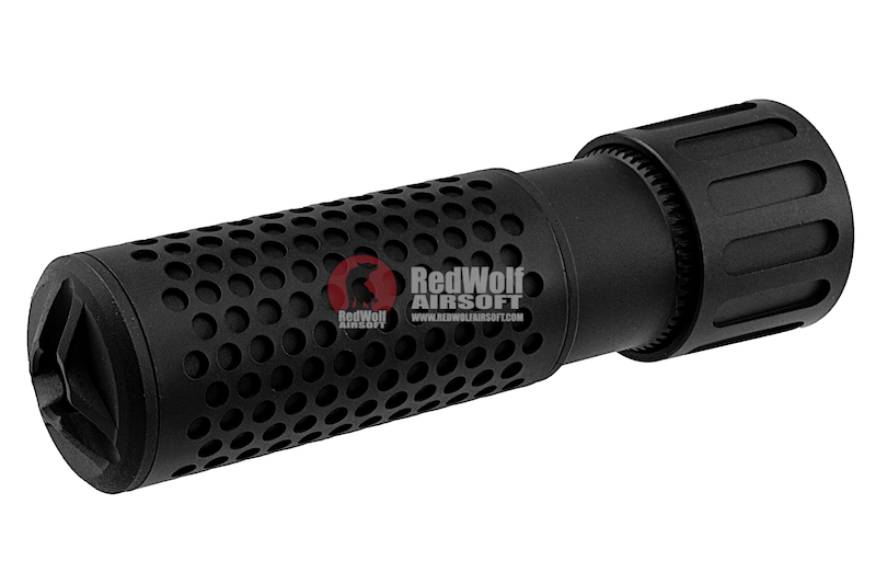 ARES M110K Silencer for ARES AR-SOC / SR-011 / 012 - Black