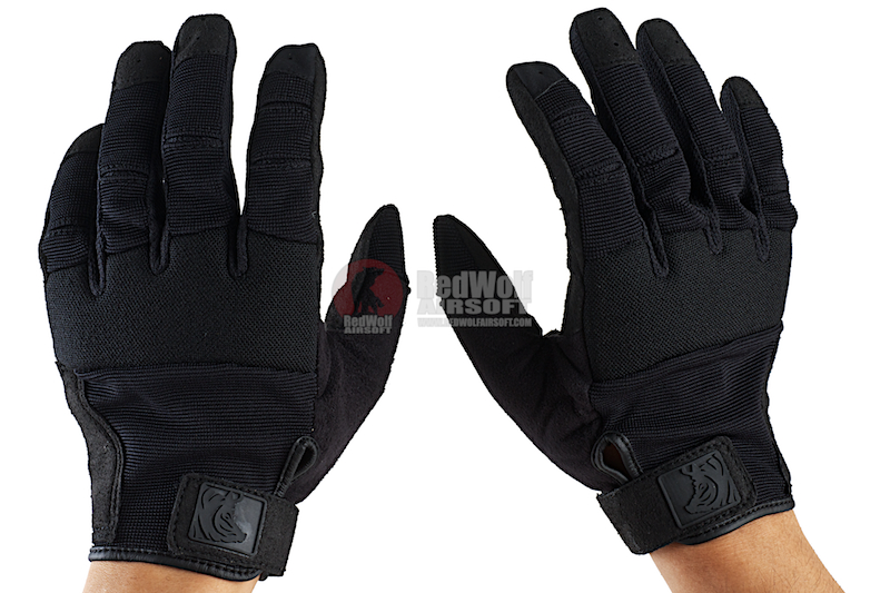 PIG Full Dexterity Tactical (FDT-Alpha Touch) Glove (S Size / Black)